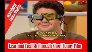 Learning English through Short Funny Film Tape 13