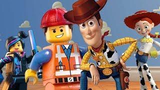 The Toy Movie (Toy Story/The Lego Movie Trailer Mashup)