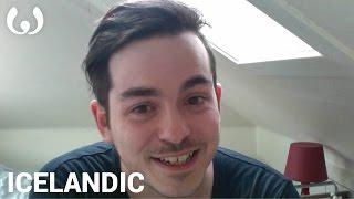 WIKITONGUES: Ljóni speaking Icelandic