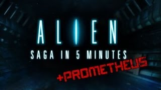 The Alien Saga in 8 Minutes!!!