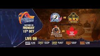 Global Kabbadi League LIVE Match    California Eagles V/s Black Panthers   PTC Punjabi Gold