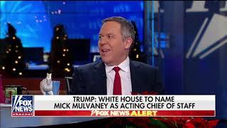 Trump names Mick Mulvaney acting chief of staff Fox News