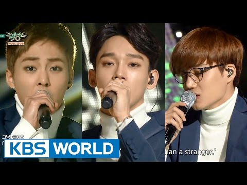 EXO - Sing For You  Unfair (불공평해) [Music Bank HOT Stage  2015.12.18]