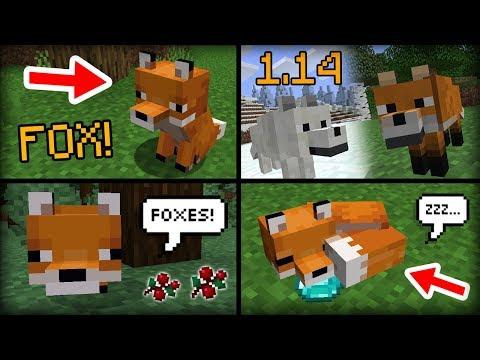 Xxx Mp4 NEW Foxes Added In Minecraft 1 14 Update 3gp Sex