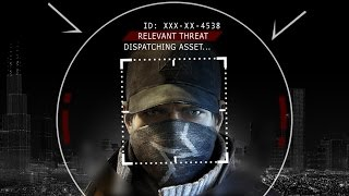 TRAILER MASH-UP: Watch Dogs & Person of Interest