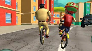 Shiva Cycle Race ( Shiva Bicycle Racing Gameplay ) - Games For Kids