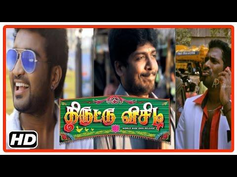 Thiruttu VCD Tamil Movie   Scenes   Prabha plans to rob an idol   Sakshi Agarwal   Devadarshini