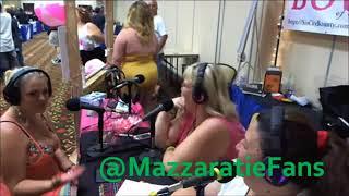 MazzaratieFans: Interview at SinCityBounty Radio
