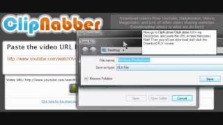 How to Convert FLV files