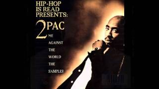 2Pac - If i die 2nite [Me against the world]