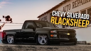 Blacksheep | Chevy Silverado w/ e-Level