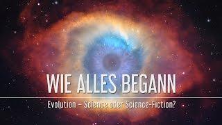 1. Interview - WIE ALLES BEGANN - Evolution - Science oder Science-Fiction?