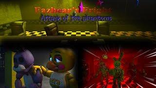 [SFM FNAF] Attack of the phantoms