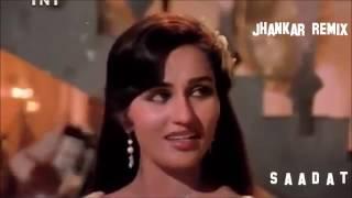 Zindagi Imtihaan Leti Hai Jahnkar HD, Naseeb 1981, Lata, Anwar Rafi Jhankar Beats Remix