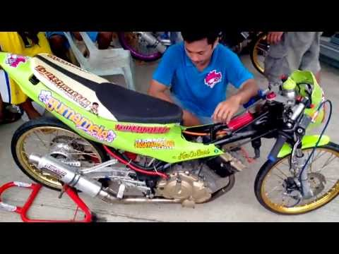 Gumamela Full Throttle Racing CDO Suzuki Breed Wars Drag Race 2013 Champion in Mindanao