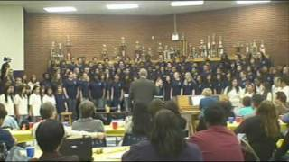 Gonna Build A Mountain - RHS Combined Choirs