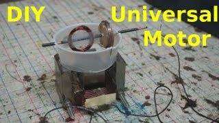 DC and Universal Motors