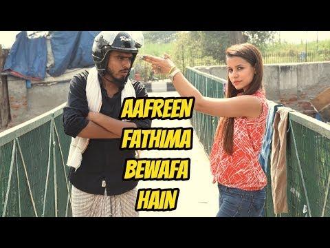 Xxx Mp4 Aafreen Fathima Bewafa Hai Amit Bhadana 3gp Sex