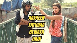 Aafreen Fathima Bewafa Hain- Amit Bhadana