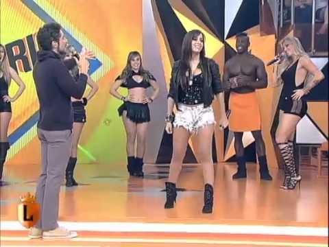 Desafio Legendário Anitta canta Rihanna e Ivete no Legendários 06 07