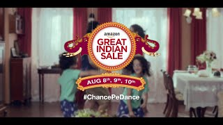 Amazon Great Indian Sale! TVC