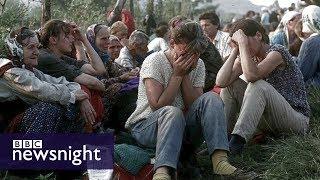 The Butcher of Bosnia - BBC Newsnight