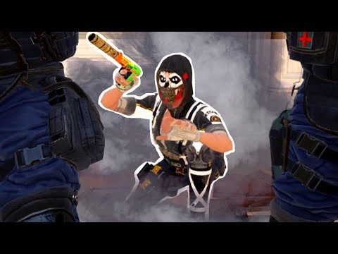 How to STEALTH in Rainbow Six Siege