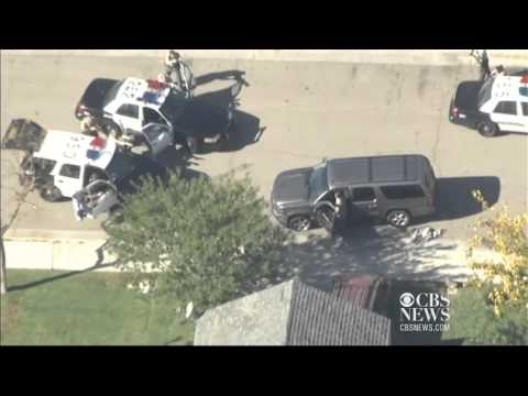 High speed chase ends tragically