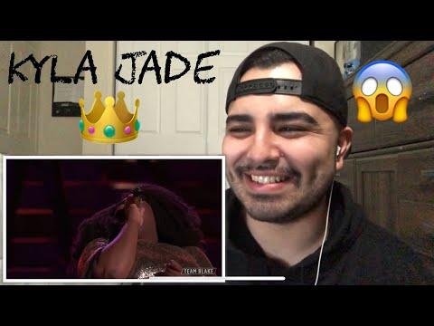 Reaction to the Queen Kyla Jade Sweet Sweet Baby