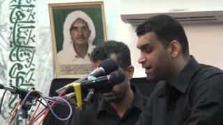 يوسف الرومي + سيد شرف الستري | مأتم حمد | 8 ذو الحجة 1434هـ