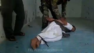 Torture on Tape: Disturbing Video Shows U.S. Special Forces Observing Brutal Afghan Interrogation