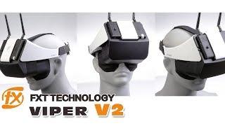 Testflying the new FXT Viper V2 - FPV Goggle - Proximity flyin :)