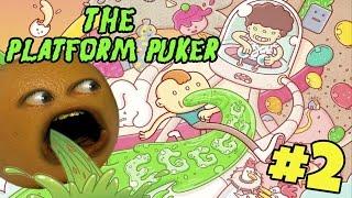 Annoying Orange Plays - EGGGGG: The Platform Puker #2