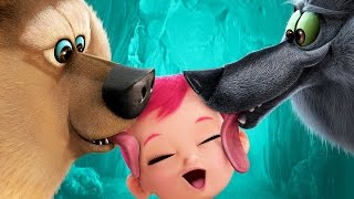 STORKS | Spot + Trailer Compilation [Animated family movie] HD