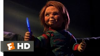Child's Play 3 (1991) - Can't Keep a Good Guy Down Scene (4/10)   Movieclips