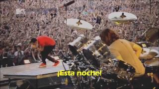 Linkin Park - Breaking The Habit En Vivo Sub. Español