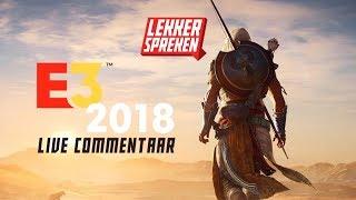 Ubisoft Presentatie -  E3 2018 (live reacties)