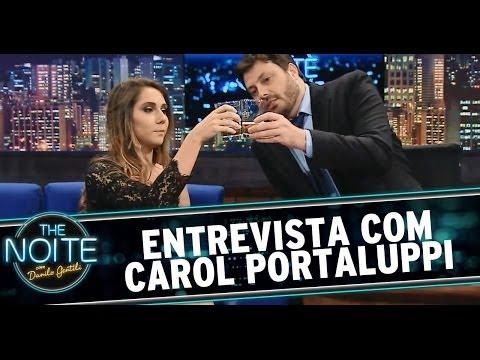 Entrevista com Carol Portaluppi filha do Renato Gaúcho