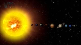 The Solar System Song (Planet Song) For Children - Baby Songs - Children Nursery