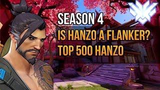 Is Hanzo a Flanker? (Top 500) | Yajji