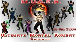 MUGEN Mortal Kombat Ultimate Project