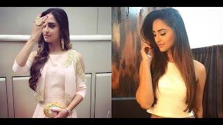 Krystle D'Souza Pemeran Jeevika di Serial India BELAHAN JIWA SCTV