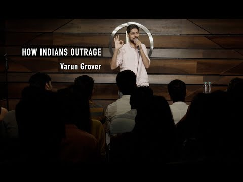 Xxx Mp4 How Indians Outrage Stand Up Comedy By Varun Grover 3gp Sex