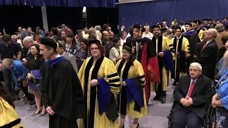JHU Homewood Schools Doctoral Hooding Ceremony
