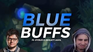 Blue Buffs in 2016 ft. Dyrus & Sweaty Asol