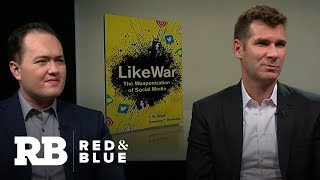 Defense experts analyze the weaponization of social media