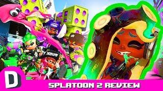Splatoon 2 Review