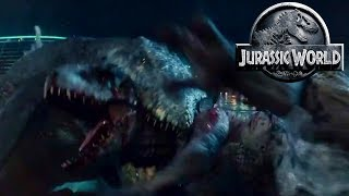 How Will The Mosasaurus Survive? - Jurassic World Mosasaurus - Only The Strongest Survive