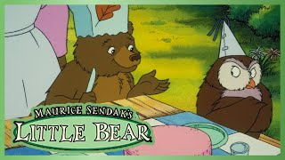 Little Bear | Grandfather's Attic / Little Bear's Egg / Party at Owl's House - Ep. 12