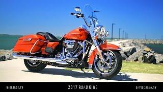 2017 Harley Road King Test